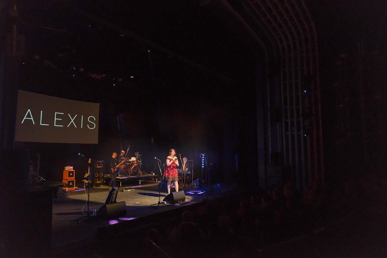 Alexis at Indigofest 2018