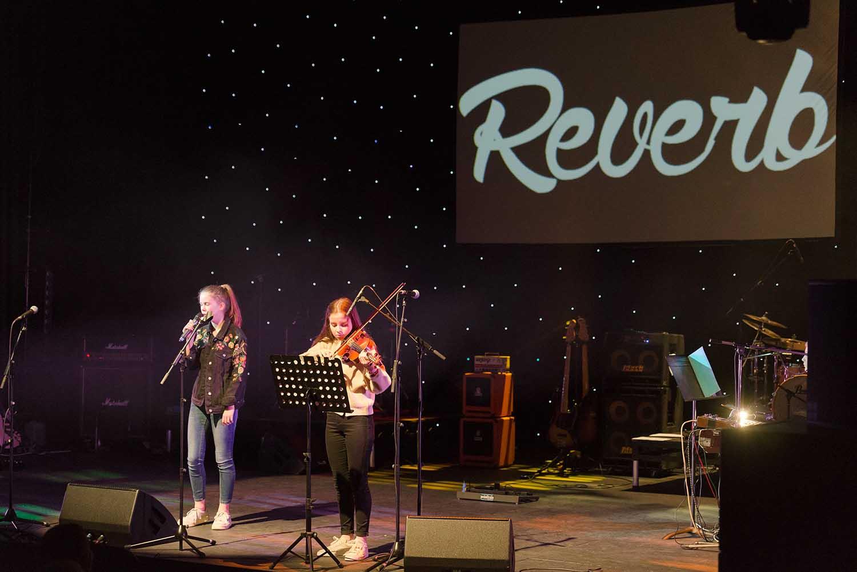 Reverb at Indigofest 2018