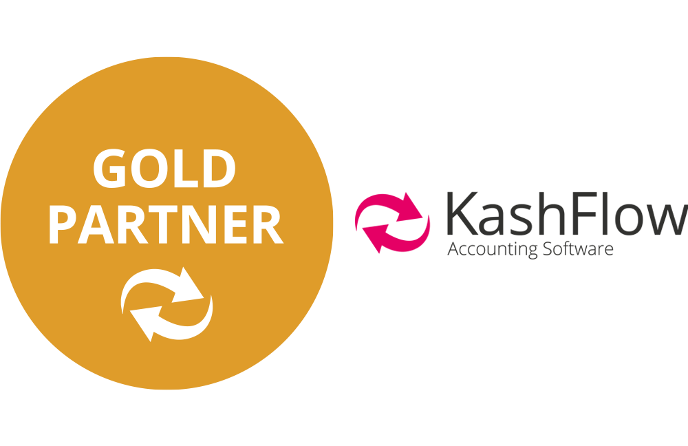 KashFlow Gold Partner Cloud Accounting Horsham