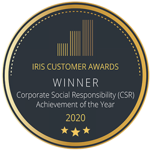 IRIS Customer Awards 2020 Award Winners
